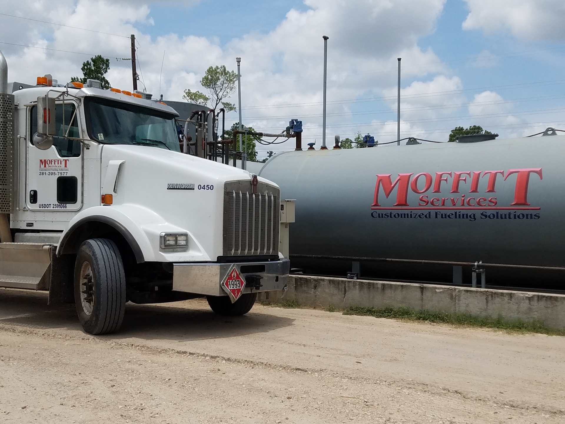 Amarillo Bulk Fuel and Amarillo fuel delivery services