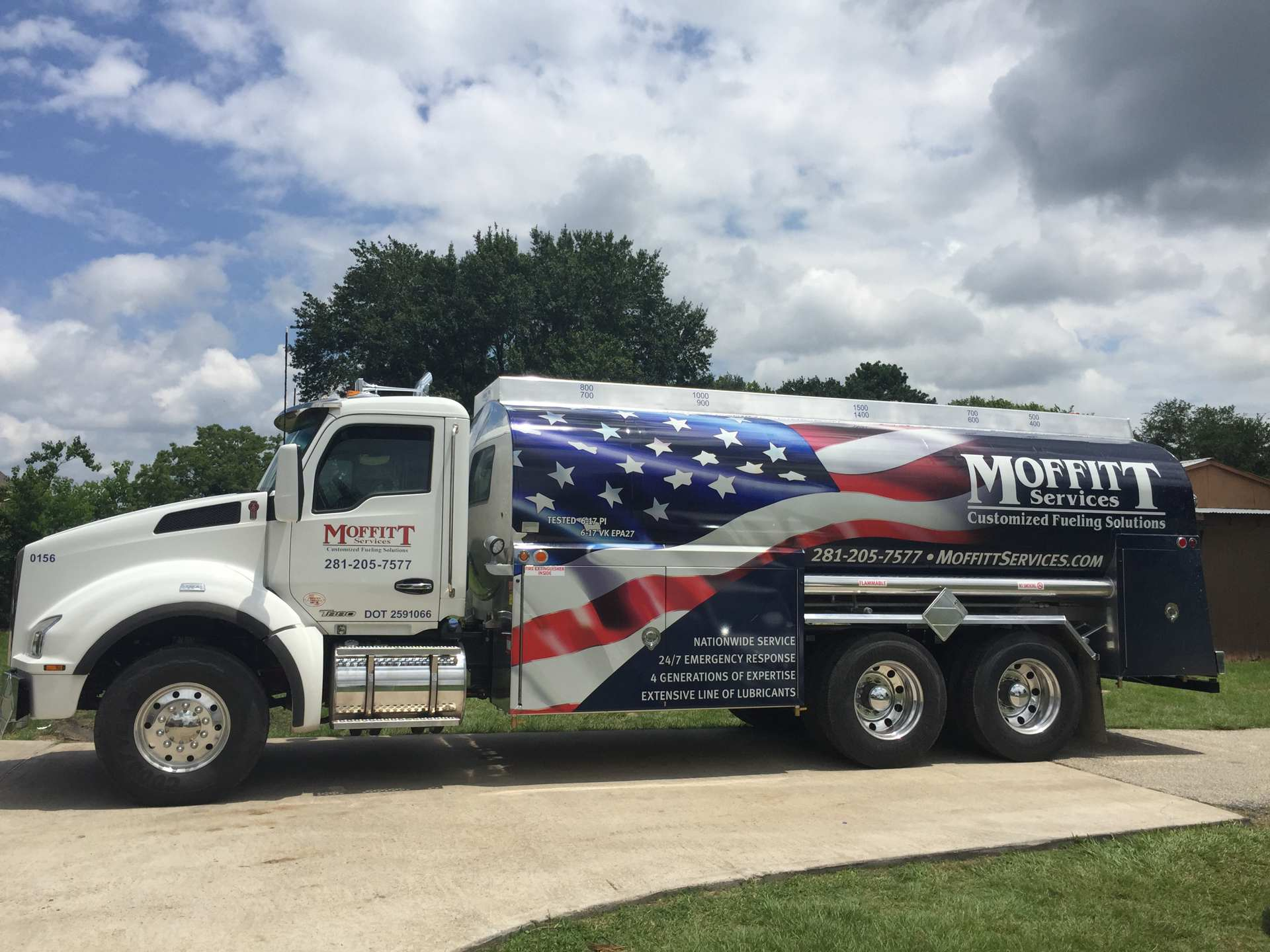 Washtucna {{mpg_state}} Fuel Services for Large Projects & Events