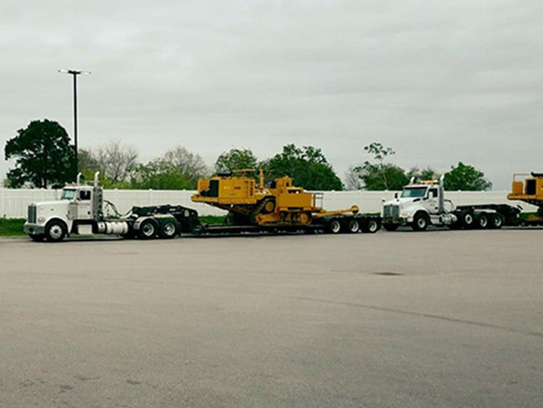 Sumas, Washington Heavy Haul Services