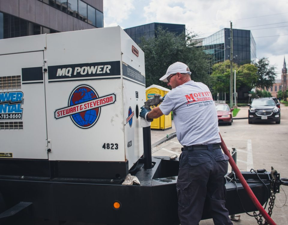 Commercial Backup Generator Maintenance to Protect Your Business