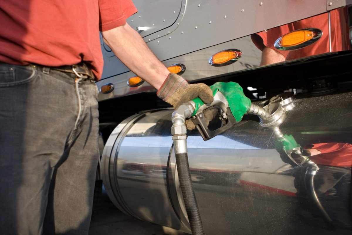 buying fuel in bulk